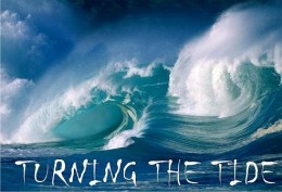 Turn the Tide with Powerful Waves