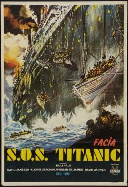 S.O.S. Titanic (1979) poster