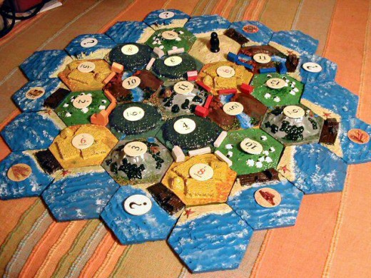 You didn't think you'd get through an article about board games without seeing Settlers of Catan, did you?