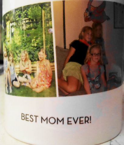 Best Mom Ever Mug from my Mom and Daughters