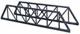 These are the Peco Truss Girder bridge sides - you can also buy Peco Plate Girder Bridge sides - or Wills' Vari-girder  kit(s) to make any length girder bridge you need
