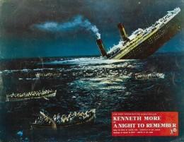 A Night ot Remember (1958) lobby card