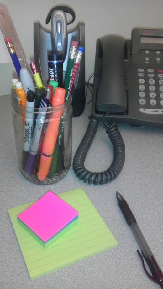 Interpersonal skills should be part of your office supply arsenal.