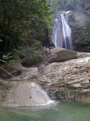 Kwaaman Fall, Jamaica