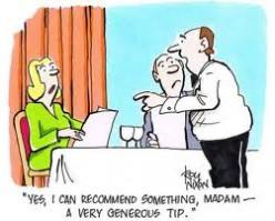 Funny Waiter Joke