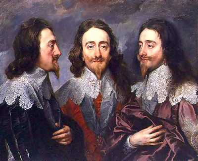 The Three Angles of Charles I