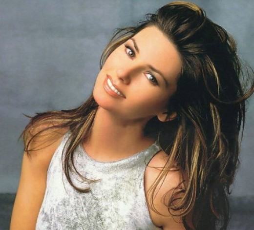 Shania Twain Sexy Photos