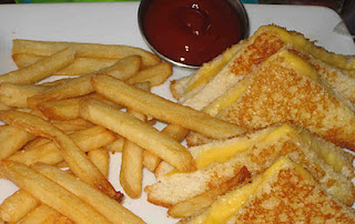 Ruby Tuesday Kids Grilled Cheese