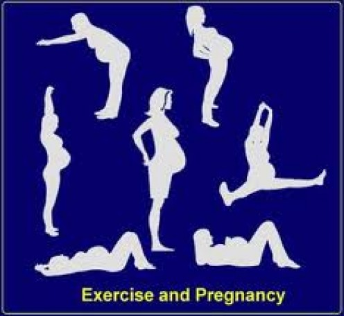 Pelvic exercise and pregnancy.