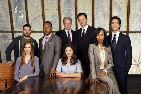 Scandal cast and characters