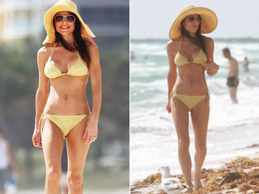 Betheny Frankel in a bikini