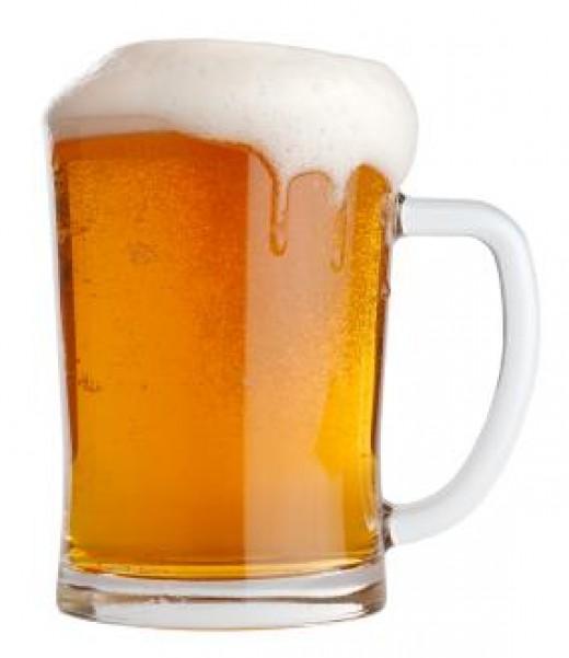 Mmm. Beer.