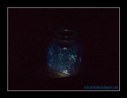 How To Make A Glitter Solar Jar