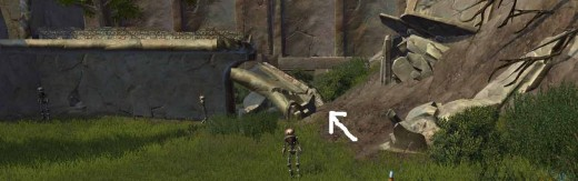 SWTOR find and plant one of the devices in the enemy force quest