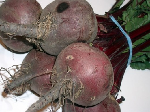 I have heard somewhere that beetroot also possesses powers to increase hemoglobin in our blood.