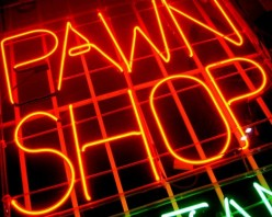 Pawn Shop Haggling and Dealing