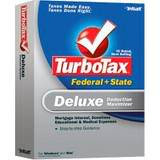 Some TurboTax programs offer both federal and state tax returns.