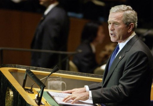 George W. Bush, who signed the expansion in Medicare drug coverage into law