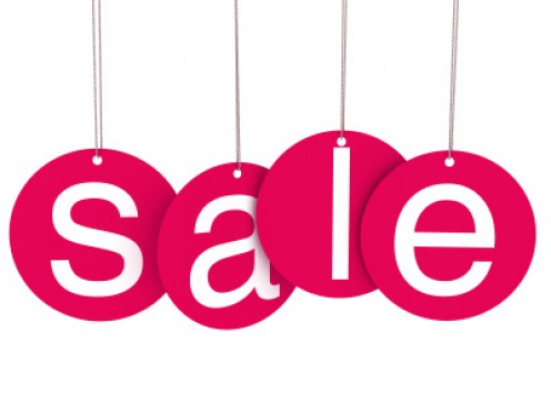 Sales Are A Great Way To Maximise Your Dollar