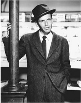 Sinatra as Maggio