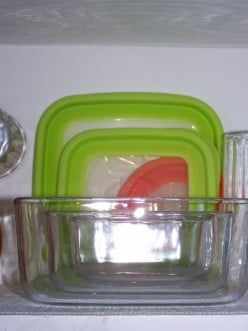 Glass Containers Are Non-Toxic. Plastic, Is It Safe Or Is It Out? Organize Containers.