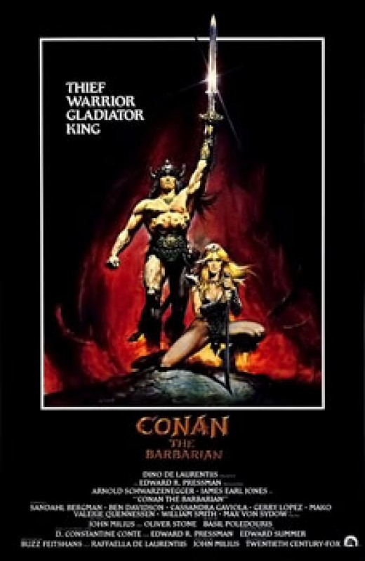 This is the right Conan. Lamentations of their women and all of that.