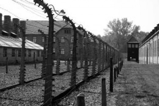 Prison camps housed and executed millions in Nazi occupied nations.