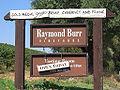 Raymond Burr's Vineyard,