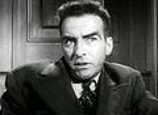 Montgomery in 'Judgement at Nuremberg'