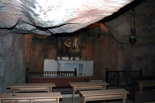 The Gethsamne Grotto