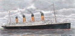 The RMS Titanic One Century Ago: the  Canadian Allison's Family Tragedy