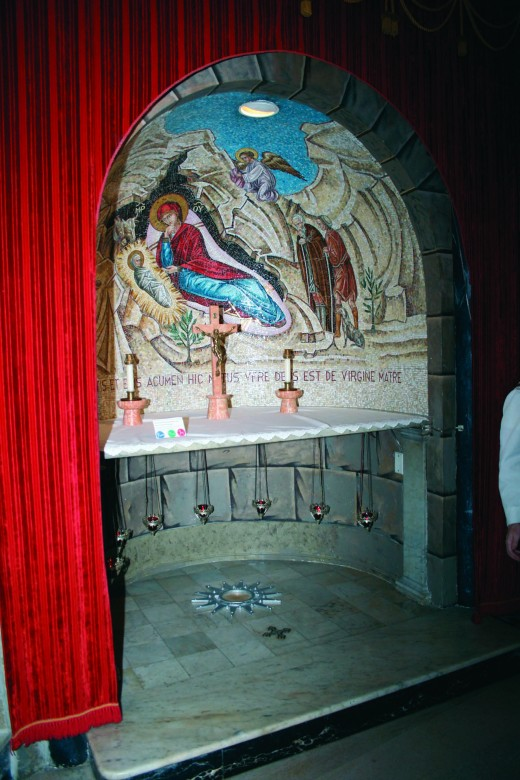 Replica of Bethlehem