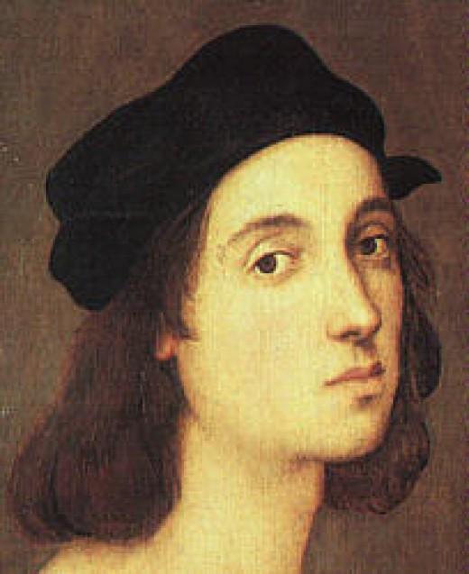 Raphael as a Youth