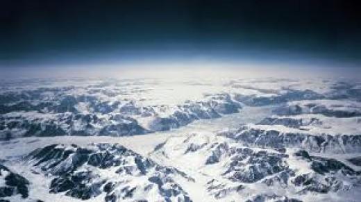Eastern Greenland plateau