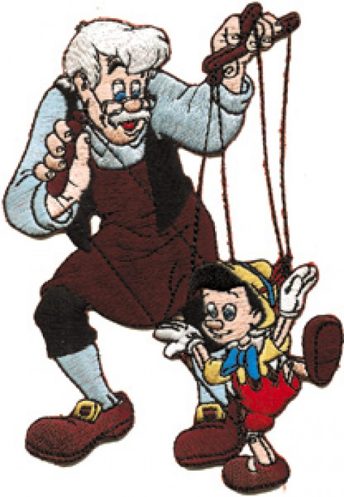 Geppetto and Pinocchio: Forever Friends
