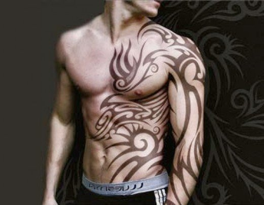 Maori Tattoo Designs – Find the Perfect Tattoo For You Maori arm tattoo.