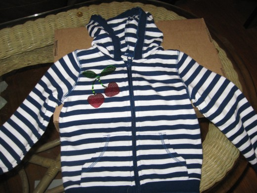 Use Childrens Place coupons to save even more! This hoodie was $2.49.
