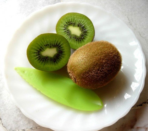 Kiwi fruit is delicious in taste and can do wonders for your health.