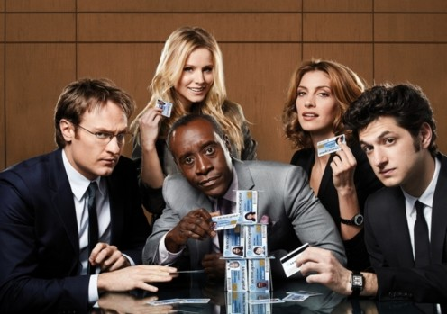 Check out the cast of House of Lies