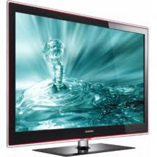 A LED TV