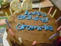 Yellow Cake and Chocolate Frosting Recipe