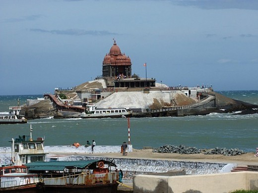 Vivekananda Monument