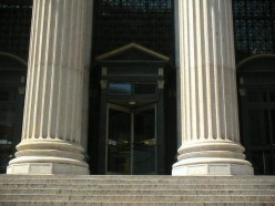 U.S. General Post Office entrance