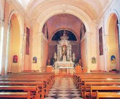 Inside Sveti Dominik