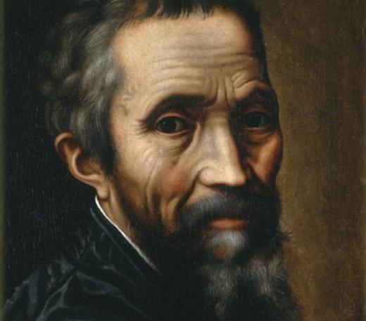 A Portrait of Michelangelo