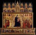 Duccio di Buoninsegna and the History of the Maesta
