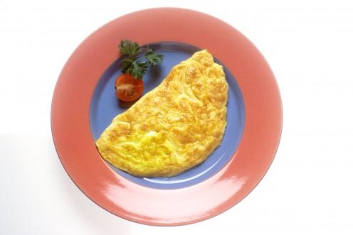 A Plain Omelet