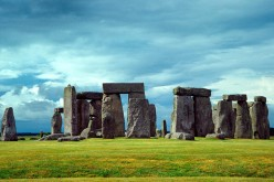 Stonehenge:  Mysterious Places in Britain
