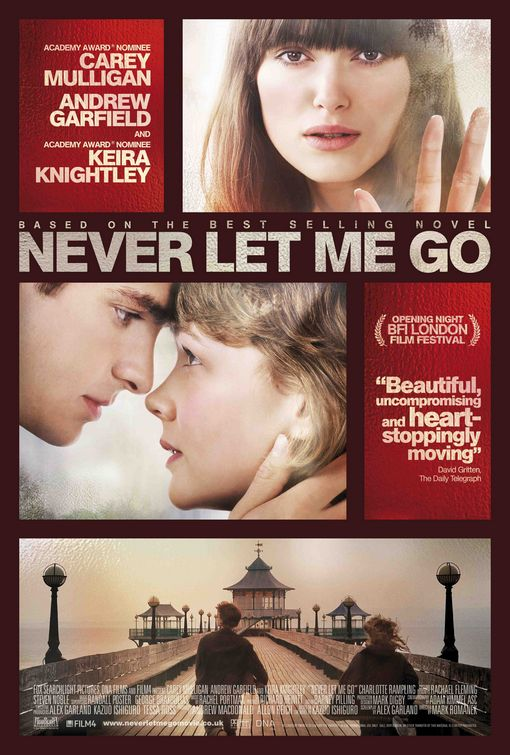 Never Let Me Go Poster #2