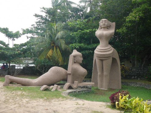 Sculpters by Mr Kanayi Kunjuraman